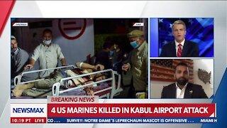 Kash Patel: Biden's Failed Leadership to Blame for U.S. Casualties in Kabul