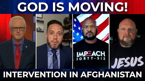 FlashPoint: God Is Moving!   David Harris Jr, Robby Dawkins, Peter McCullough and more! (8/26/21)