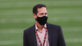 Browns reach contract extension with chief strategy officer Paul DePodesta