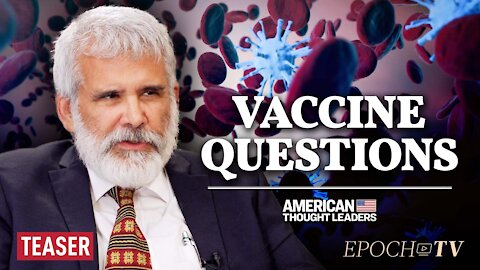 mRNA Vaccine Pioneer Dr. Malone on Latest COVID Data & the Shattered Scientific 'Consensus'   TEASER