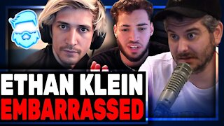 Epic Backfire! Ethan Klein BLASTS Twitch Stars Amouranth, Adin Ross, Trainwrecks, xQc, It Backfires