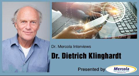 Dr. Dietrich KLINGHARDT - Hlavné príčiny chorôb: Hliník, pesticídy, fluor, WiFi