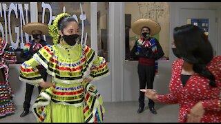 Grupo Folklórico Libertad de Las Vegas shines during Hispanic Heritage Month