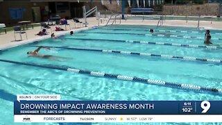 Drowning impact awareness month