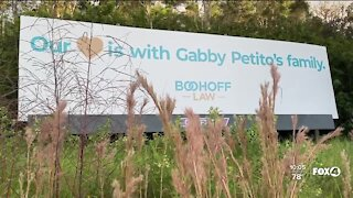 Law firm offers message of support to Gabby Petito's family