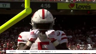 Manning Excited to Become a Factor For Huskers