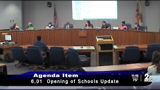 Parents fight back at Board of Education meeting in Anne Arundel County