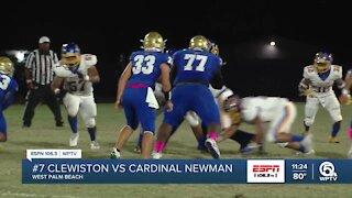 Cardinal Newman extends win streak to 4