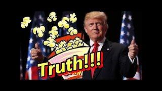 Donald Trump Popping Like Popcorn! - AmightyWind