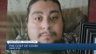 Tulsa woman reaches out for help for son's funeral after COVID death