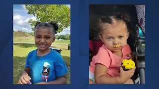Girls missing after Lansing double homicide have been found, 1 suspect in custody