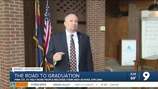 Pima County launches program to help high school dropouts