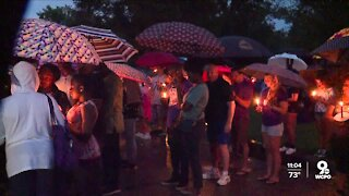 Community gathers to remember 4-year-old drowning victim