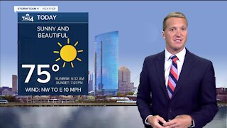 Southeast Wisconsin weather: Sunny and beautiful Wednesday