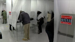 Ohioans answer call for help at the polls on Election Day in 2 weeks but more needed