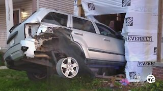 Car crashes into home twice in a month