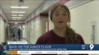 New coach to continue legacy of Walden Grove Dance Team