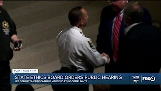 FL Ethics Commission sees probable cause in alleged violations from Lee County Sheriff