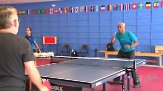 Vero Beach man hopes to create the next generation of Table Tennis players.