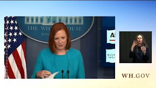 Psaki Admits Govt Is Working With Facebook To Censor