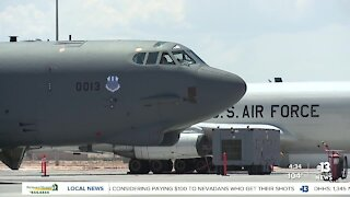 Red Flag exercises at Nellis Air Force Base underway through Aug. 6