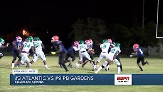 Palm Beach Gardens comes back to beat Atlantic