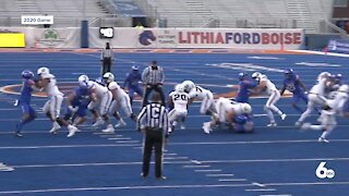 Broncos open up Mountain West Conference play against Utah State