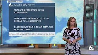 Rachel Garceau's Idaho News 6 forecast 8/2/21