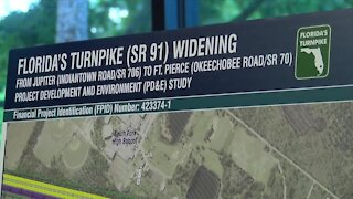 Traffic engineers look to get approval on Turnpike expansion from local leaders