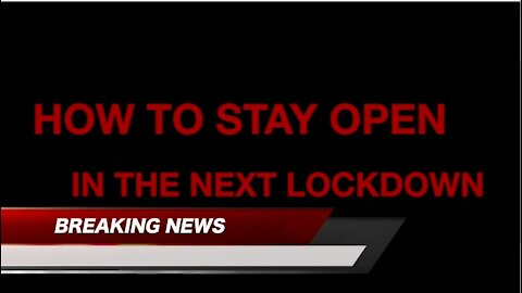 The Business Of Covid Ep. 7: Jamie Russo On How To Stay Open During The Next Lockdown