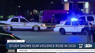 Scientific Reports study: Gun violence rose 30% in U.S. during pandemic
