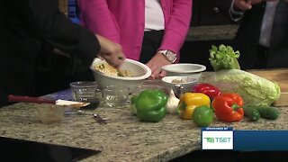 Shape Your Future Healthy Kitchen: Peanut Dipping Sauce