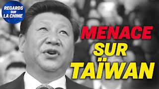 Taïwan toujours sous la menace de la Chine communiste ; l'U.E signe un nouveau Magnitsky Act
