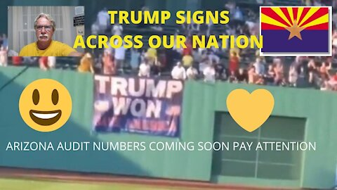 INCREASING TRUMP SUPPORT ALL OVER THE USA