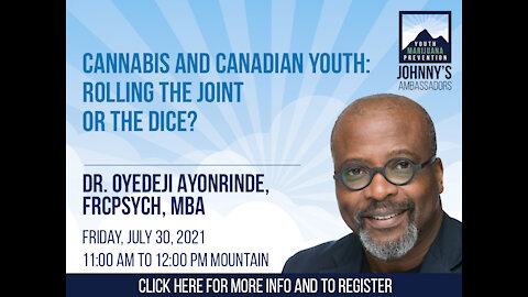 Cannabis and Canadian Youth: Rolling the Joint or the Dice?