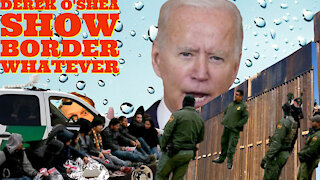 Border Crisis that's STILL Happening | Texas Border | Del Rio | New Border Crossing Numbers