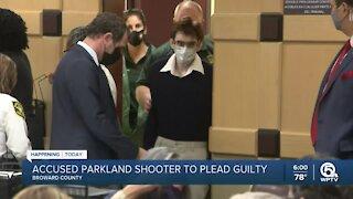 Nikolas Cruz set to plead guilty to Parkland massacre