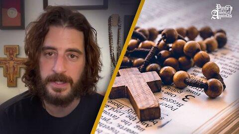 How Playing Jesus Changed My Prayer Life w/ Jonathan Roumie
