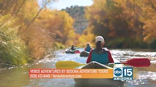 Verde Adventures by Sedona Adventure Tours: Beat the heat with a kayak adventure