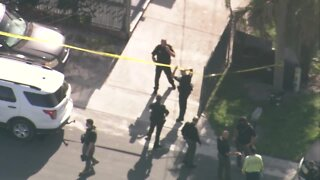 CHOPPER VIDEO: Martin County deputies investigate domestic-related shooting in Indiantown