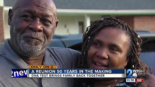 Surprise: Father reunited with daughter after 50 years apart