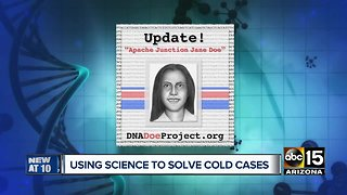 DNA Doe project helps police identify unknown victims