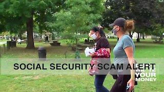 Social Security scam alert