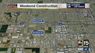 Weekend Traffic Alert: February 1-3