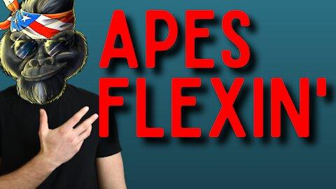 APES BE FLEXIN' 🚀🚀🚀    AMC Stock Breakdown