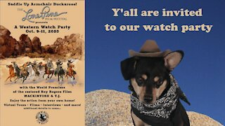 Western Movie Watch Party... 2020 style