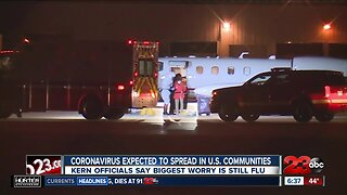 Local health officials more concerned about flu than Coronavirus