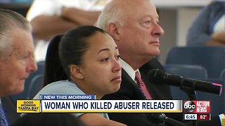 Cyntoia Brown released from Tennessee prison