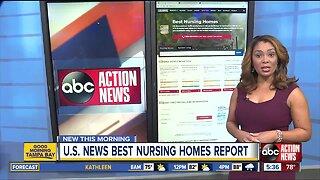 2019-2020 'Best Nursing Homes' ratings released