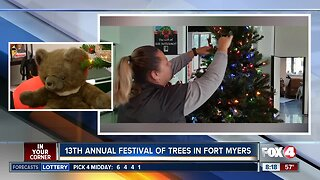 Festival of Trees to feature ice skating this year